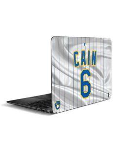 Milwaukee Brewers Cain #6 Zenbook UX305FA 13.3in Skin