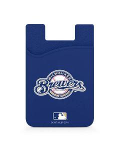 Milwaukee Brewers Phone Wallet Sleeve