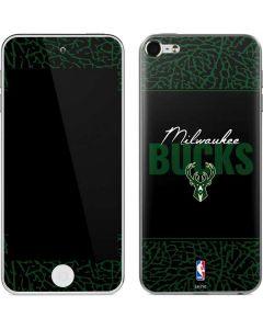 Milwaukee Bucks Elephant Print Apple iPod Skin