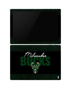 Milwaukee Bucks Elephant Print Surface Pro 6 Skin