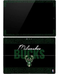 Milwaukee Bucks Elephant Print Surface Pro (2017) Skin