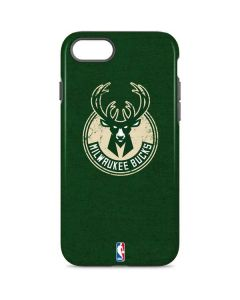 Milwaukee Bucks Green Distressed iPhone 8 Pro Case