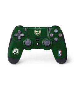 Milwaukee Bucks Green Distressed PS4 Pro/Slim Controller Skin