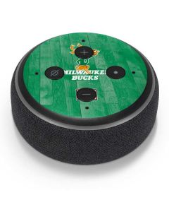 Milwaukee Bucks Hardwood Classics Amazon Echo Dot Skin