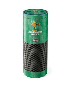 Milwaukee Bucks Hardwood Classics Amazon Echo Skin
