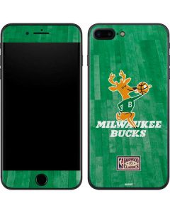 Milwaukee Bucks Hardwood Classics iPhone 7 Plus Skin