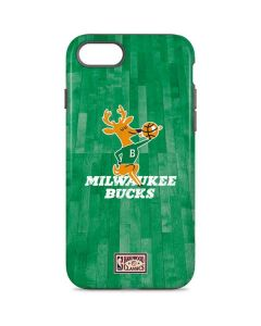 Milwaukee Bucks Hardwood Classics iPhone 8 Pro Case