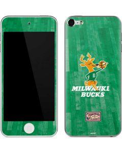 Milwaukee Bucks Hardwood Classics Apple iPod Skin