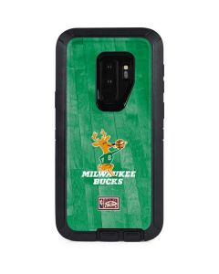 Milwaukee Bucks Hardwood Classics Otterbox Defender Galaxy Skin