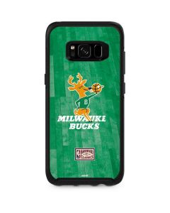 Milwaukee Bucks Hardwood Classics Otterbox Symmetry Galaxy Skin