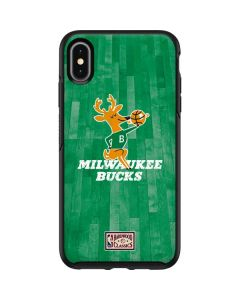 Milwaukee Bucks Hardwood Classics Otterbox Symmetry iPhone Skin