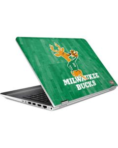 Milwaukee Bucks Hardwood Classics HP Pavilion Skin