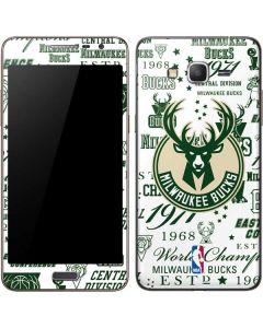 Milwaukee Bucks Historic Blast New Galaxy Grand Prime Skin