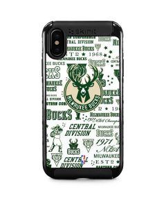 Milwaukee Bucks Historic Blast New iPhone X Cargo Case