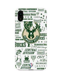 Milwaukee Bucks Historic Blast New iPhone XR Lite Case