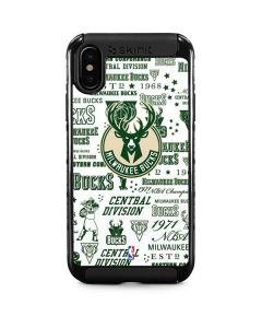 Milwaukee Bucks Historic Blast New iPhone XS Cargo Case