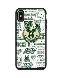 Milwaukee Bucks Historic Blast New Otterbox Symmetry iPhone Skin