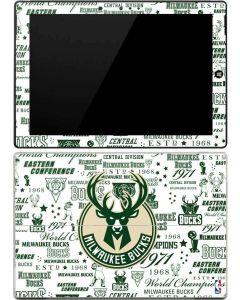 Milwaukee Bucks Historic Blast New Surface 3 Skin