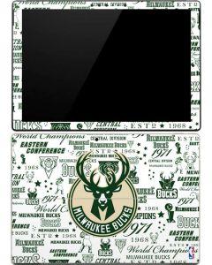 Milwaukee Bucks Historic Blast New Surface Pro 4 Skin