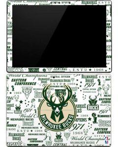 Milwaukee Bucks Historic Blast New Surface Pro (2017) Skin