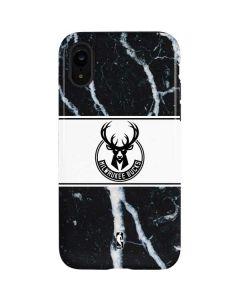 Milwaukee Bucks Marble iPhone XR Pro Case