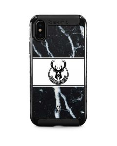 Milwaukee Bucks Marble iPhone XS Cargo Case