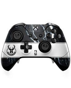 Milwaukee Bucks Marble Xbox One Elite Controller Skin