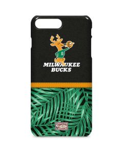 Milwaukee Bucks Retro Palms iPhone 7 Plus Lite Case
