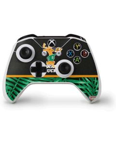 Milwaukee Bucks Retro Palms Xbox One S Controller Skin