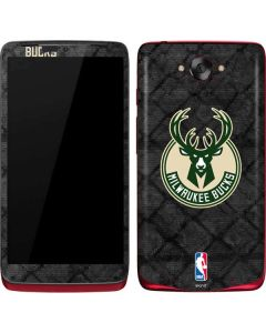 Milwaukee Bucks Rusted Dark Motorola Droid Skin