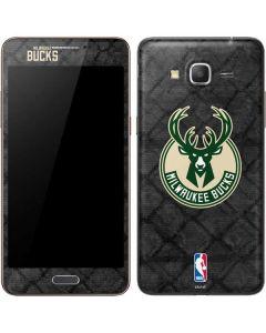 Milwaukee Bucks Rusted Dark Galaxy Grand Prime Skin