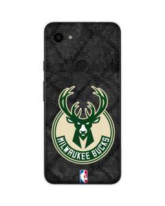 Milwaukee Bucks Rusted Dark Google Pixel 3a Skin