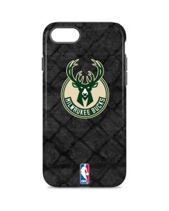 Milwaukee Bucks Rusted Dark iPhone 8 Pro Case