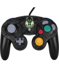 Milwaukee Bucks Rusted Dark Nintendo GameCube Controller Skin