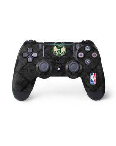 Milwaukee Bucks Rusted Dark PS4 Pro/Slim Controller Skin