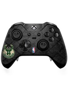 Milwaukee Bucks Rusted Dark Xbox One Elite Controller Skin