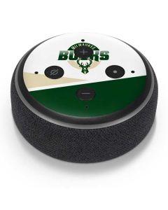 Milwaukee Bucks Split Amazon Echo Dot Skin