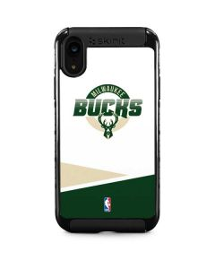 Milwaukee Bucks Split iPhone XR Cargo Case