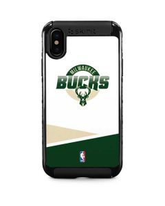Milwaukee Bucks Split iPhone XS Cargo Case