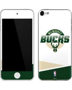 Milwaukee Bucks Split Apple iPod Skin