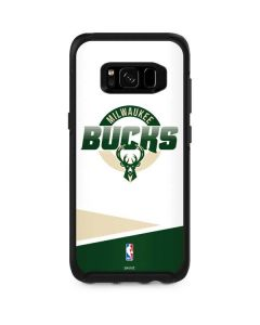 Milwaukee Bucks Split Otterbox Symmetry Galaxy Skin