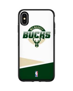 Milwaukee Bucks Split Otterbox Symmetry iPhone Skin