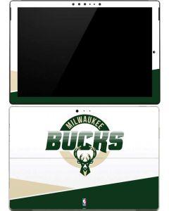 Milwaukee Bucks Split Surface Pro (2017) Skin