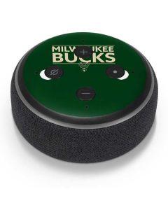 Milwaukee Bucks Standard - Green Amazon Echo Dot Skin