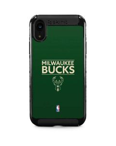 Milwaukee Bucks Standard - Green iPhone XR Cargo Case