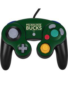 Milwaukee Bucks Standard - Green Nintendo GameCube Controller Skin