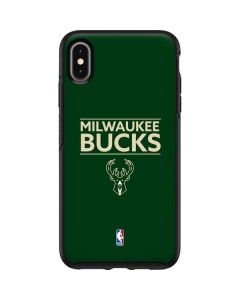 Milwaukee Bucks Standard - Green Otterbox Symmetry iPhone Skin