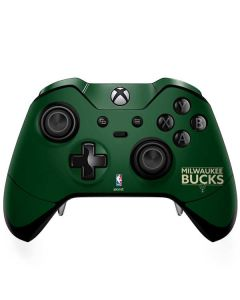 Milwaukee Bucks Standard - Green Xbox One Elite Controller Skin