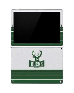 Milwaukee Bucks Static Google Pixel Slate Skin