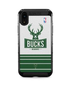 Milwaukee Bucks Static iPhone XR Cargo Case